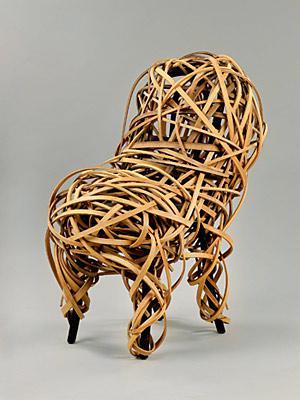 Pliessing chair
