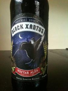 Coffee Beers #2 (25.VI.11): Black Xantus – Nectar Ales, California