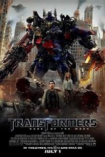 Transformers: Dark of the Moon (Michael Bay, 2011)