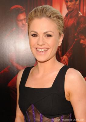 Anna Paquin has been nominated for a Teen Choice Award
