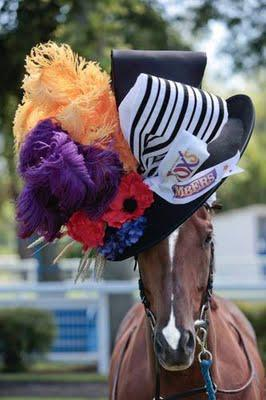 The First Ladies Day Hat....