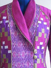 Eve Kovacs 2011 American Sewing Guild Creativity Contest Jacket Front