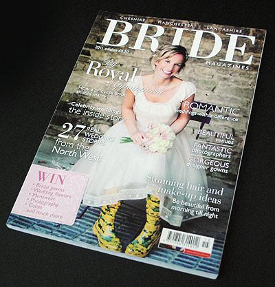 Cheshire Bride magazine