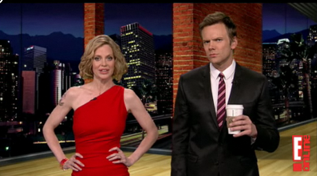 Kristin and Joel McHale