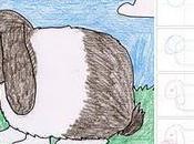 Draw Floppy Bunny