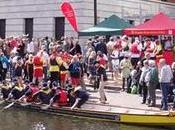 Brindleyplace Dragonboat Race, Birmingham