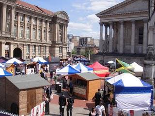 Birmingham International Food Festival : Through the Camera Lens