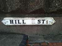 Where The Streets Have Names!