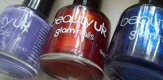 BeautyUK Nail Polishes in a Whirl of Colour