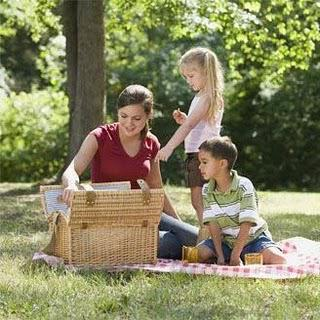Celebrate SUMMER with a MyPlate Picnic