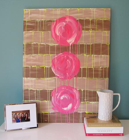 Megan Birham: pink dots
