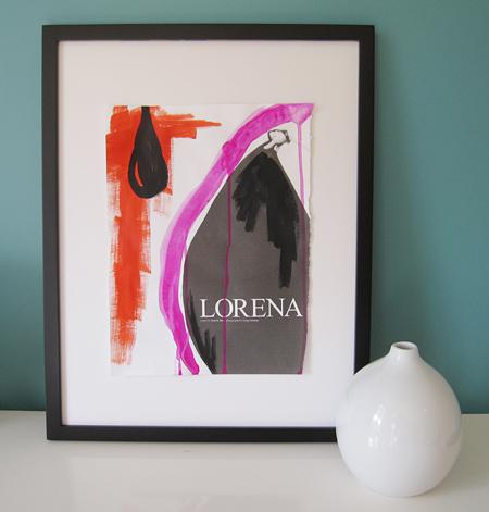 Megan Birham: Lorena