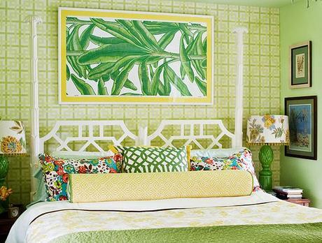 John Loecke bedroom via One King's Lane