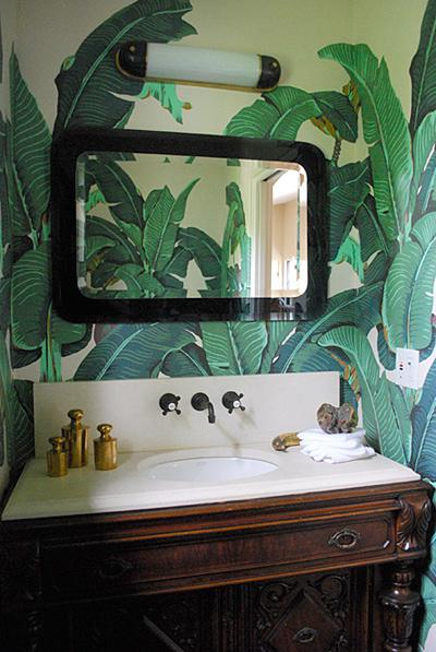 mdesign Martinique powder room