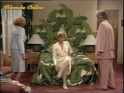 Golden Girls Blanche's bedroom