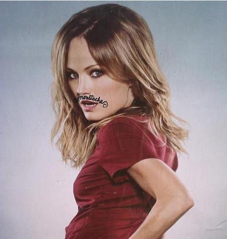 Moustache Man - Graffiti Bandit