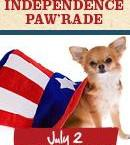 "Kristin Bauer to participate in ""Pawrade"" to promote pet adoption."