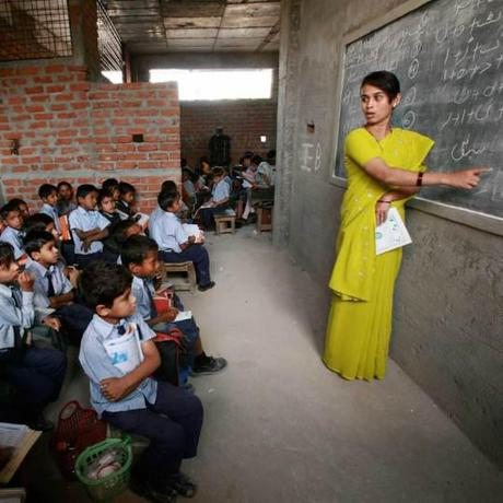 essay on indian education sector