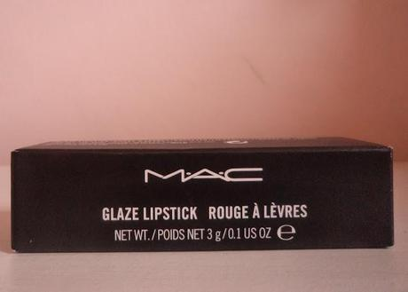 MAC Glaze Lipstick - Hue