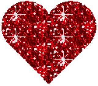 The Sparkling Heart Award Paperblog