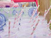 Pretty Plastic Cups