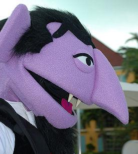 Why Was 34,969 Count Von Count's Magic Number?