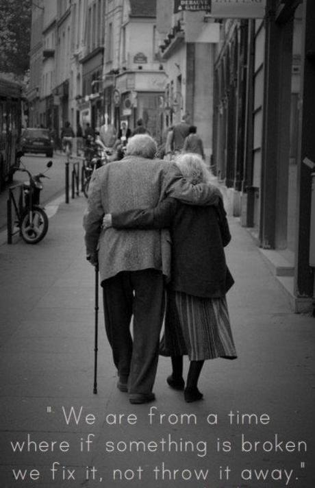 how to get over an old love