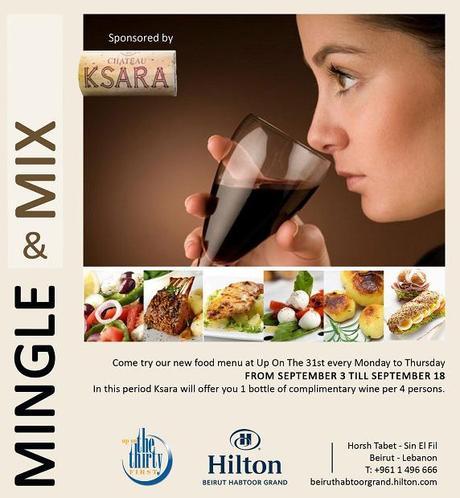 Promotion hilton - 95th floor restaurant