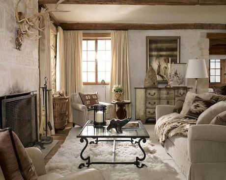 ralph lauren Fall Color ~ Designing with Brown HomeSpirations