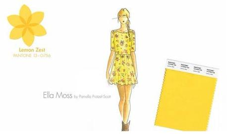 Pantone Reveals The Top 10 Fashion Colors For Spring 2013
