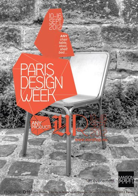 paris design week 2012 preview paperblog. Black Bedroom Furniture Sets. Home Design Ideas