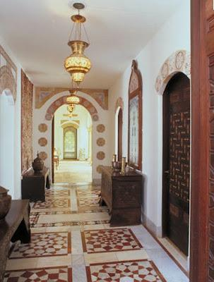 Doris Duke Inspired by Islamic Art!