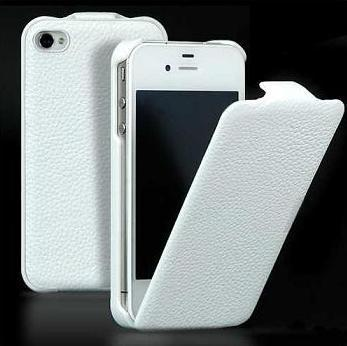 Leather iPhone 4S Case