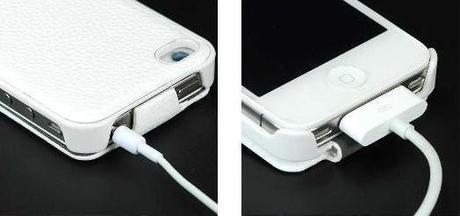Flip iPhone Leather Case