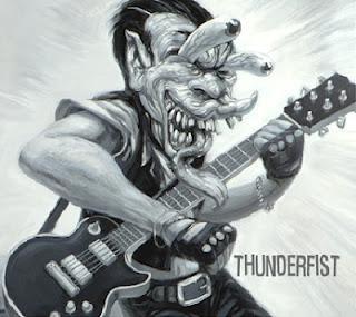 Thunderfist - S/T