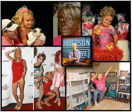 Here Comes Honey Boo Boo & Mom: Anderson Cooper Gets All Caught Up With Alana And June. And Still Has Time To Talk Crazy Tanning. Trifecta!!