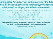 Dorset Energized Launch Short Story Competition Under 16′s