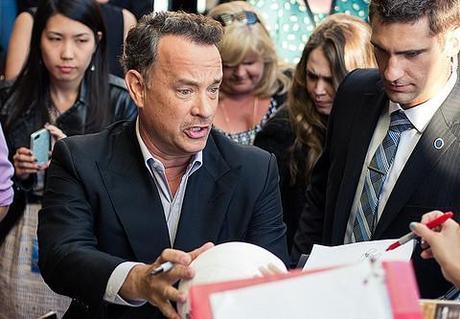 Tom Hanks-starring Cloud Atlas is pretty bananas (in a good way)