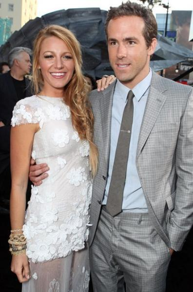 Blake Lively Wedding Dress Details Confirmed