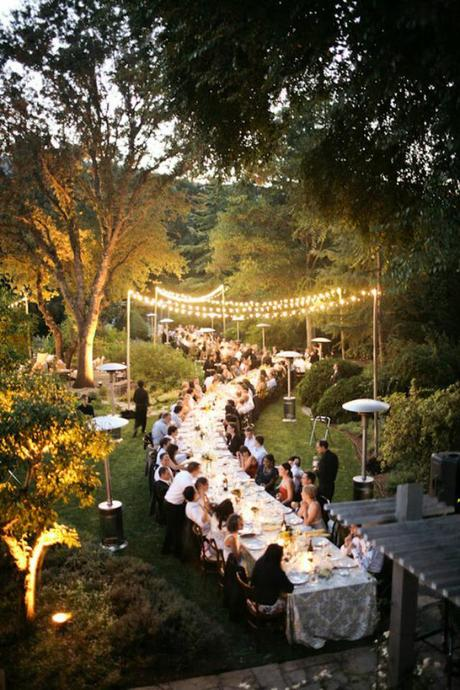 fall wedding inspiration: the family feast