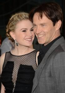 Anna Paquin and Stephen Moyer are Parents to Twins!