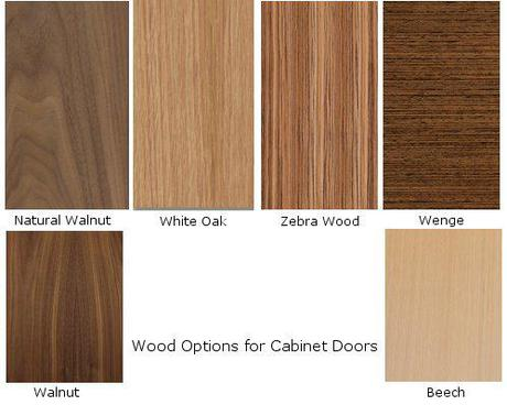 Wood Door Options