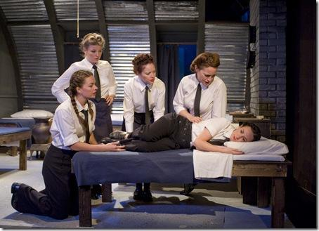 Review: WRENS (Rivendell Theatre)