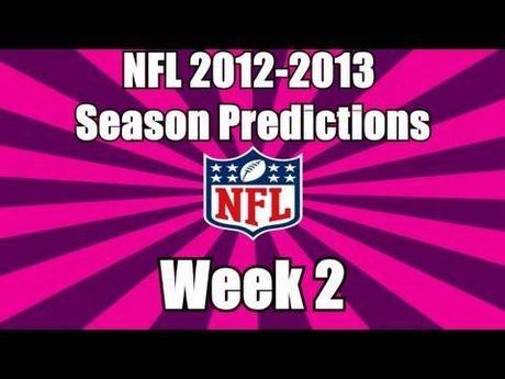 2012 NFL Week 2 Predictions: Beard and Stache Edition