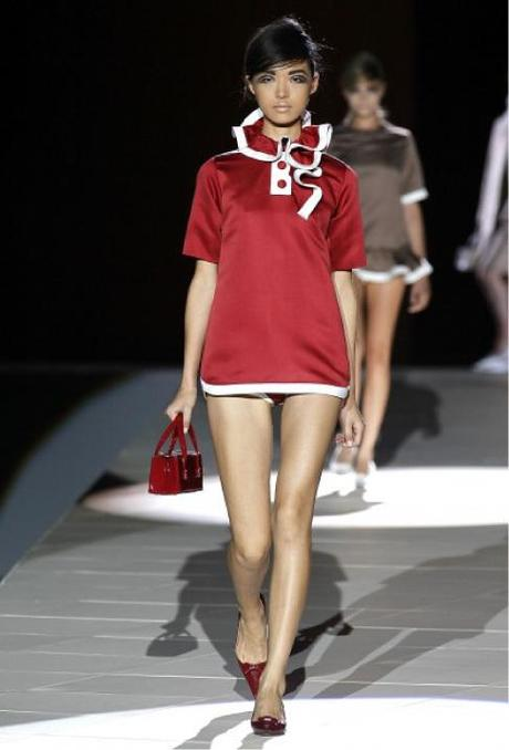 Marc Jacobs S/S 2013: Release of the MOD Girl