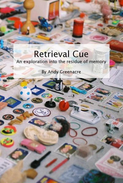 Opening today: the Retrieval Cue art exhibition by @AndyGreenacre