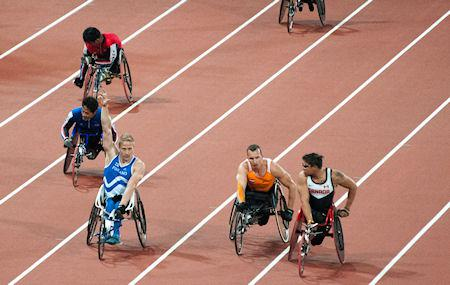 Paralympics 2012: Disabled People Making History