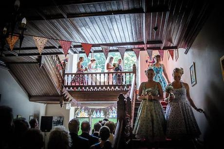 tea party wedding by Pixies in the Cellar (36)