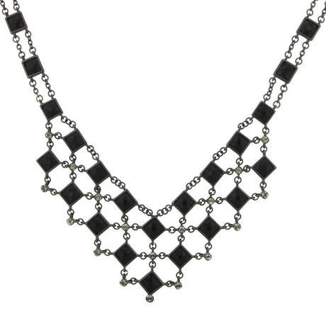 46066 1024x1024Steal of the Day: Black Nightfall Checker Necklace