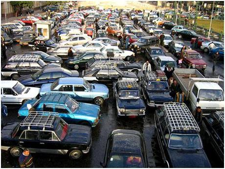 How Improving Egypt's Business Environment Could Reduce Traffic in Cairo